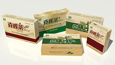 克咳茶包装盒乐虎体育app方案