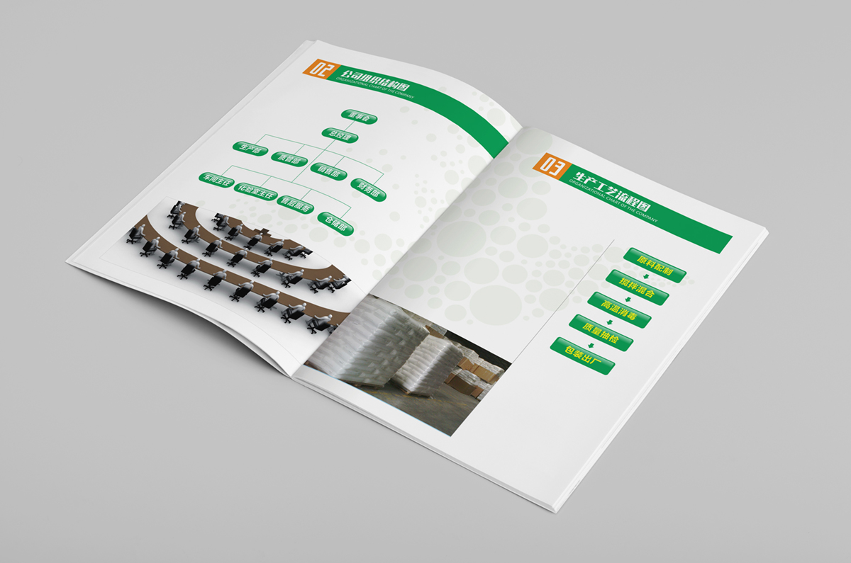 保健砂宣传册